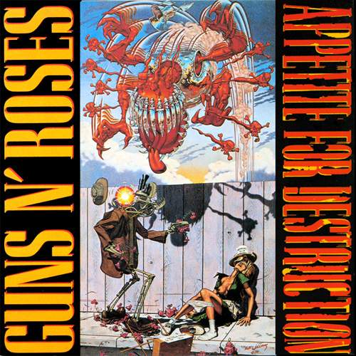 Appetite for Destruction: 25 años excesivamente honestos