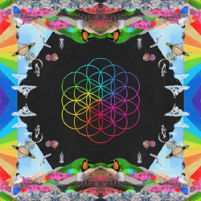"COLDPLAY – ""A head full of dreams"""
