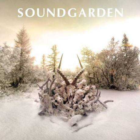 "SOUNDGARDEN ""King Animal"""