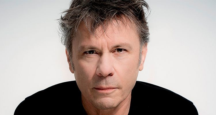 Bruce Dickinson Ofrecerá Una Conferencia En Bogotá